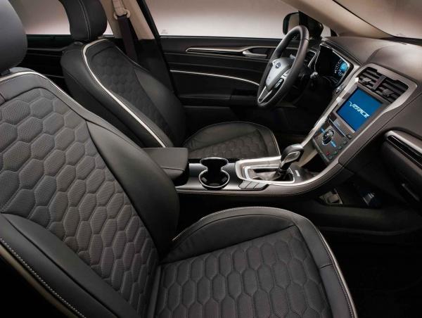 Førsteklasses bil Ford Vignale