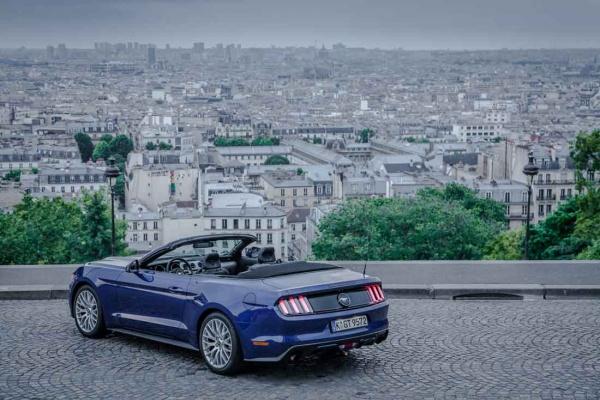 Mustang Monday Juli