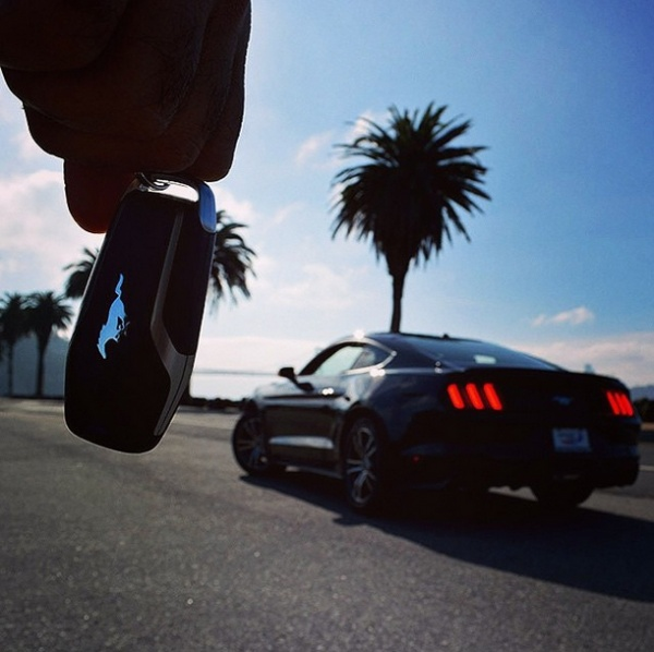 Mustang Monday Juni