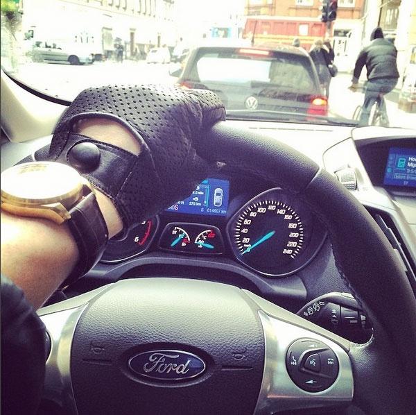 livsstil i Ford Kuga