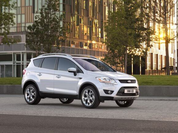 Ford Kuga - den intelligente SUV
