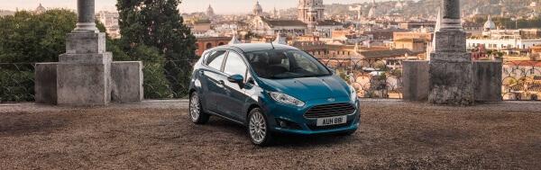 Mikrobil: Ford Fiesta
