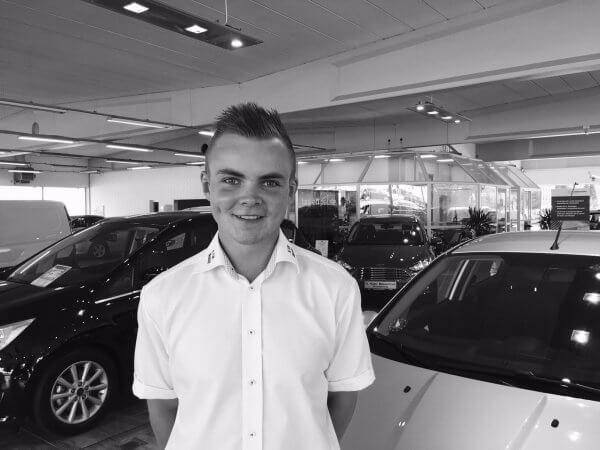 Frederik K. Dirksen om privatleasing og kørebudget