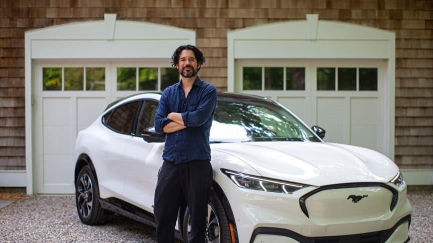 Mustang Mach-E bliver til sød musik i dine ører på nyt remix af verdenskendt musiker